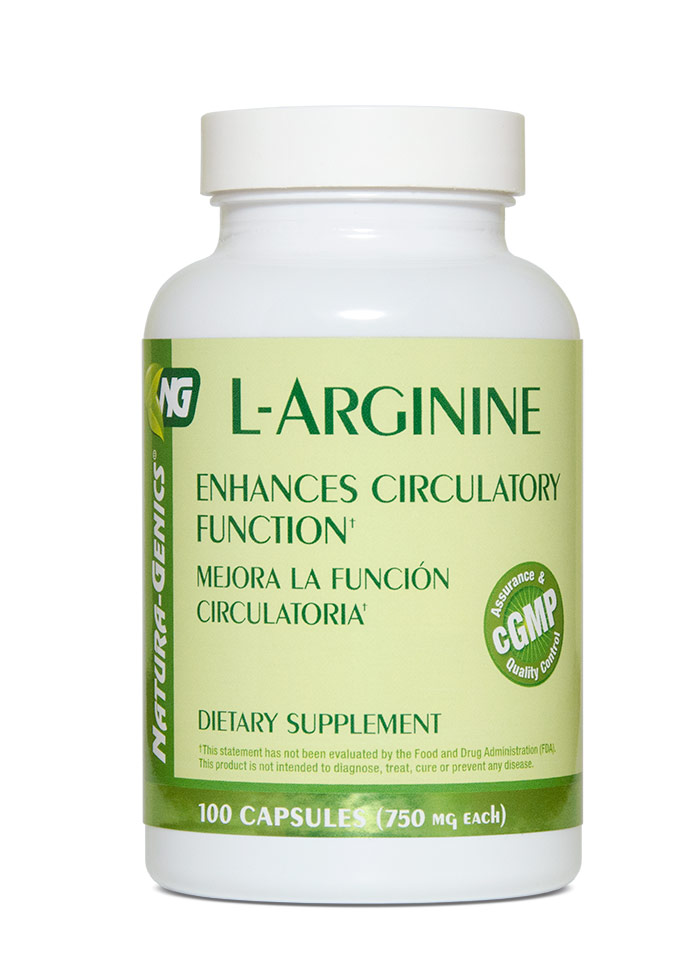 Erectile Dysfunction and Larginine Get the Facts