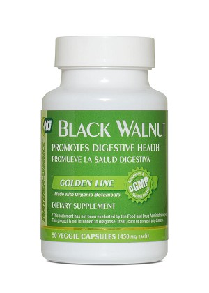 Black Walnut - Organic (50)