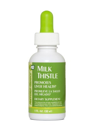 Milk Thistle (1 oz.)